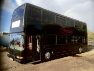 1997 Volvo Olympian East Lancs Party Bus Dance floor