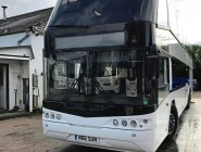 Neoplan double deck Skyliner 2007