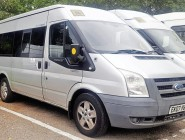 CHOICE OF WHEELCHAIR ACCESSIBLE VEHICLES SURPLUS TO REQUIREMENTS