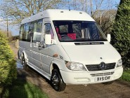 2001 Mercedes Sprinter Ext