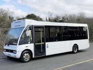 2010 10 OPTARE SOLO 4.3 780 AUTOMATIC 25 SEATER SERVICE BUS (CHOICE OF 2)