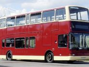 Volvo B7TL Plaxton President Double Deck Buses