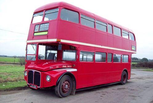 1966 Routemaster RML 2430