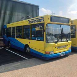 Dennis Dart SLF Service Bus