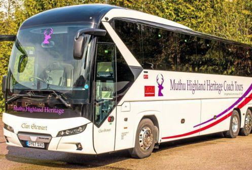2018 (67) Neoplan P20 Tourliner C 13.4m 55 seats, Euro 6