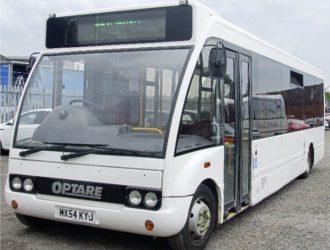 2005 Mercedes Optare Solo (9.2m) 33str. Service Bus