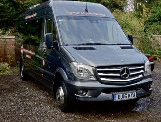 2016 Mercedes-Benz Sprinter Travel 45