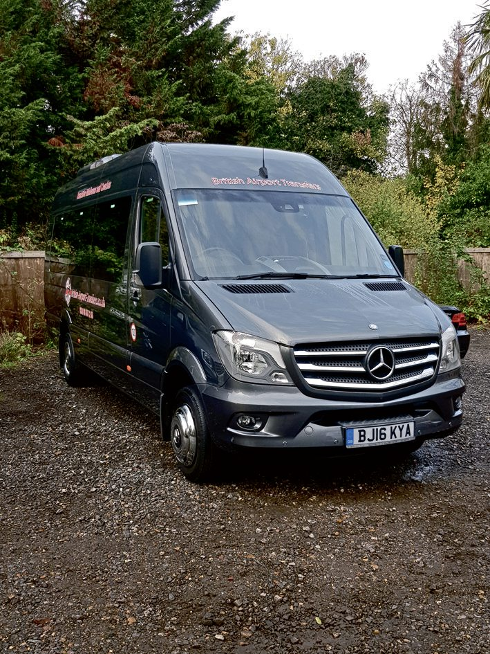 2016 Mercedes-Benz Sprinter Travel 45