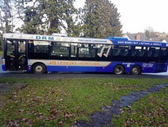 SCANIA SERVICE BUSES