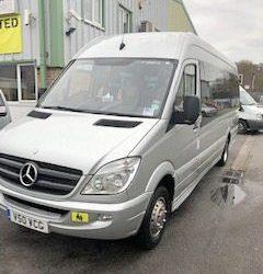 Executive Mercedes