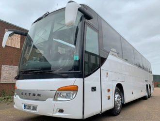2006 SETRA 416GT-HD