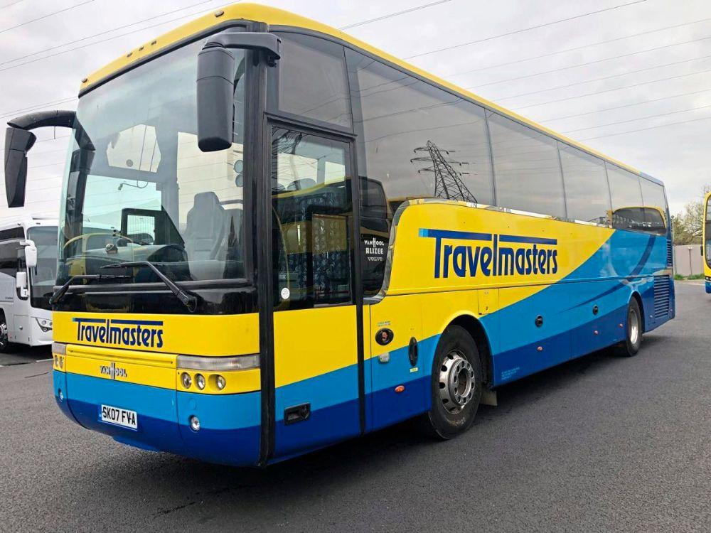 Volvo B12Bs