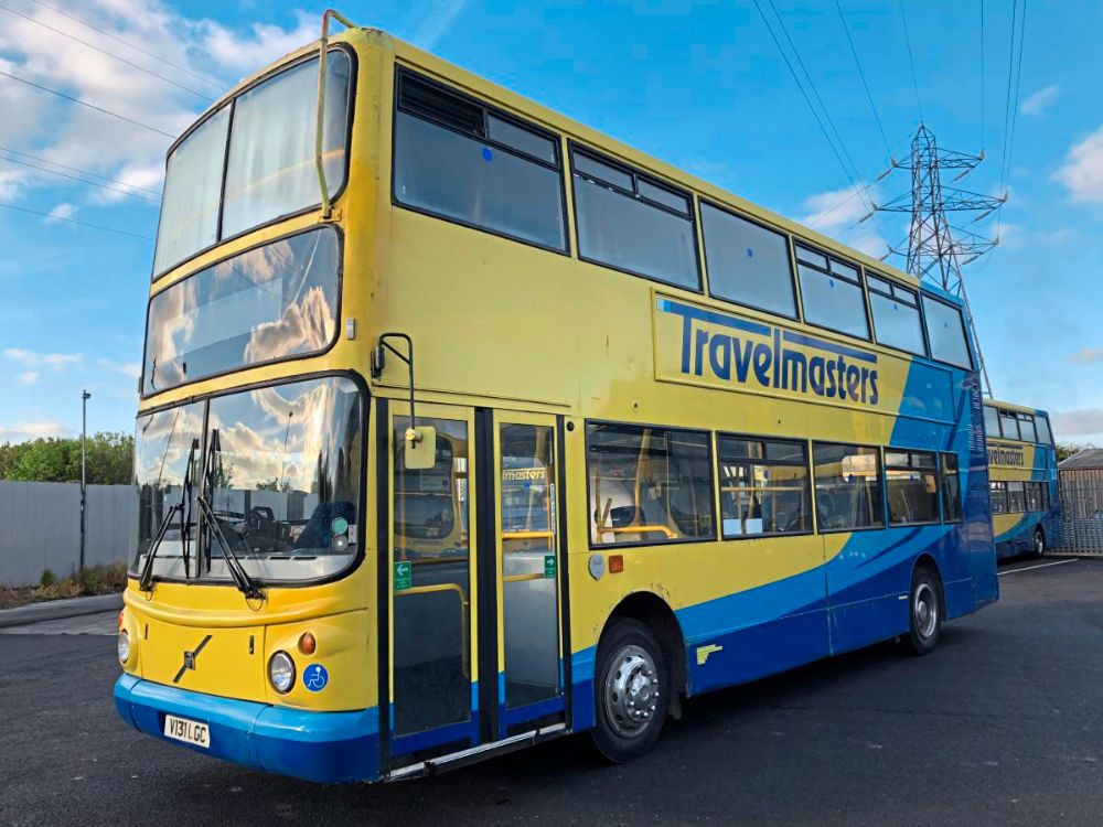 2000 Volvo B7TL ALX 400 Double Deckers - Choice of 3