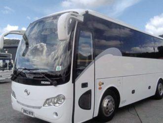 2013 (63) King Long XMQ6900 31 Seat Executive Coach