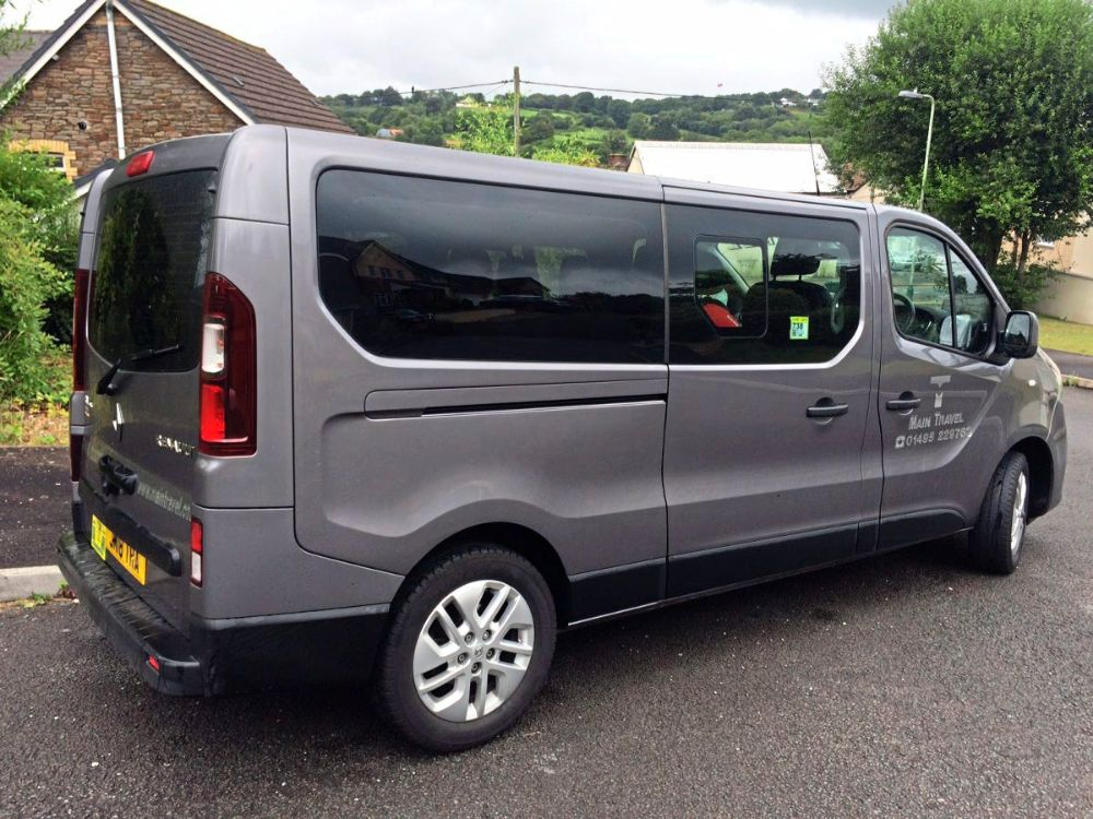 2018 Renault Trafic Sport 145dci