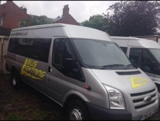 3 MINIBUSES FOR SALE