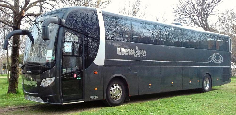 2014 Scania K400 OmniExpress