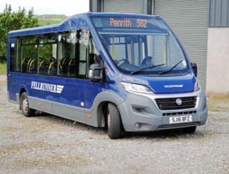 2016 Mellor Orion Low Floor Community Minibus
