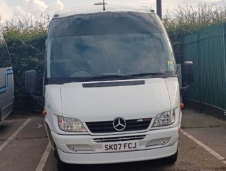 2007 (07) Mercedes Sprinter Riada 616