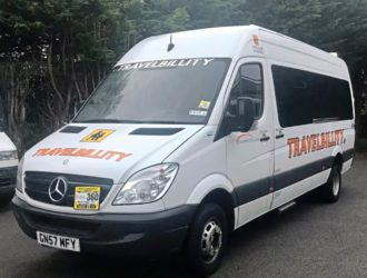 2007 Mercedes Sprinter Accessible