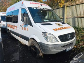 Mercedes Sprinter Wheelchair Accessible MWB