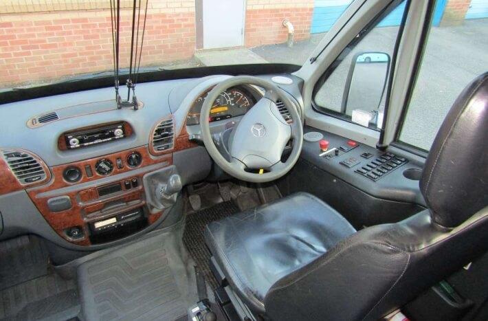 Mercedes 616CDI Unvi Riada - Image 5