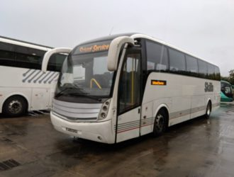 2009 (09) Scania Levante 70 Seaterbcb