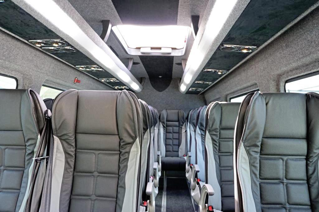 Mercedes 516 Mini Coaches (Choice of 2)