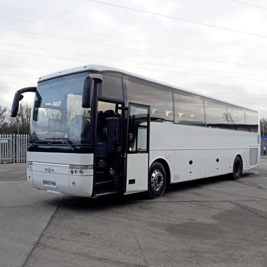 2006/2007 Volvo B12B's I- Shift Vanhool Alizee Coaches - Choice of 3