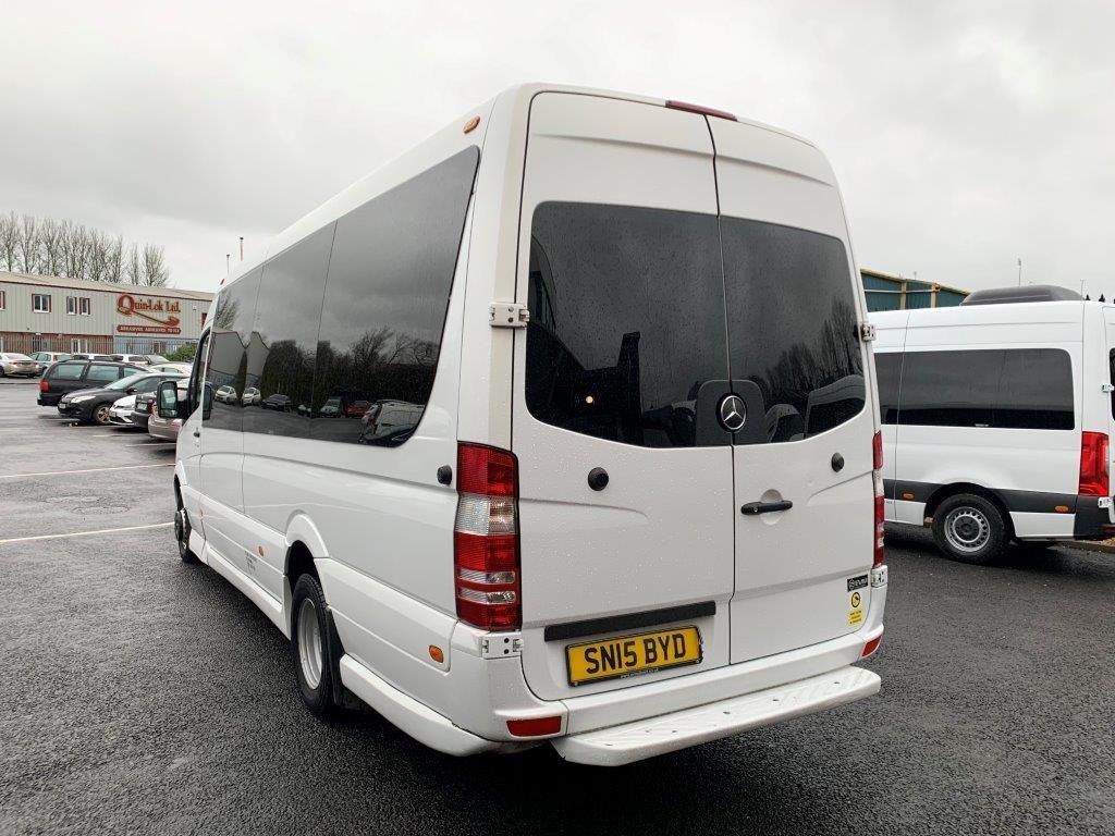 2015 Mercedes Sprinter 16 Seat Mini Coach - Image 4