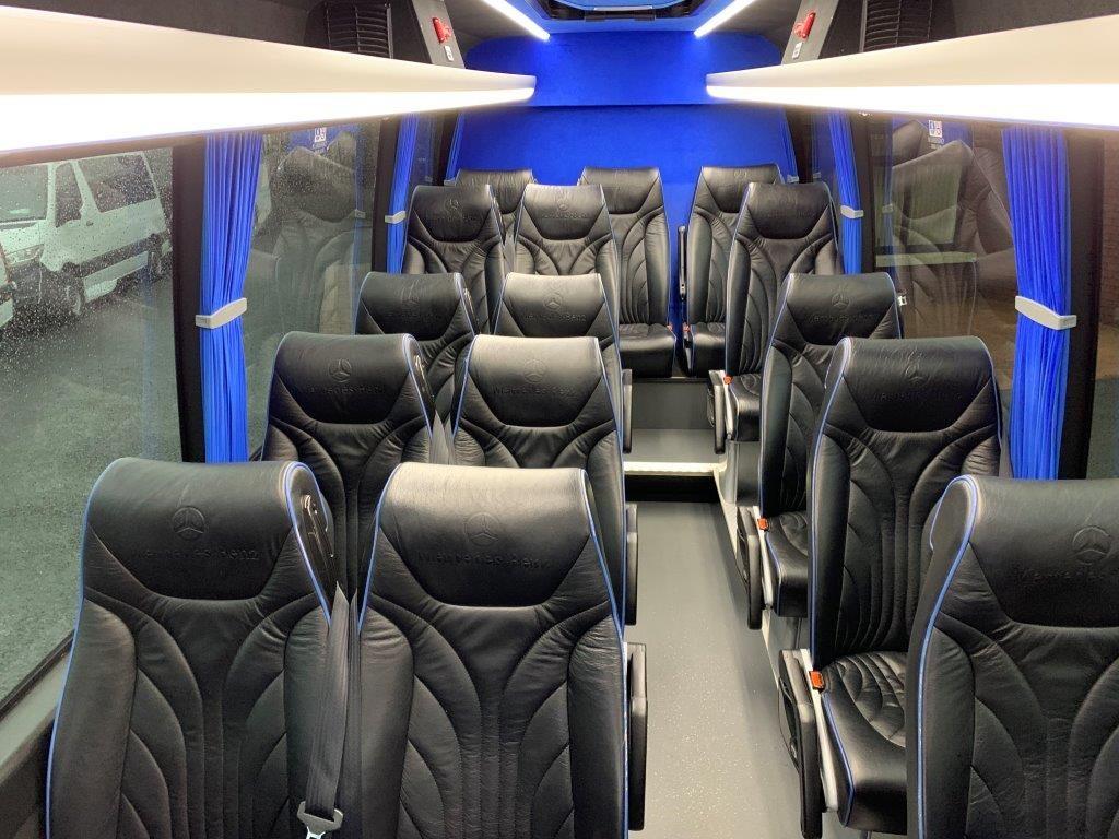 2015 Mercedes Sprinter 16 Seat Mini Coach - Image 1