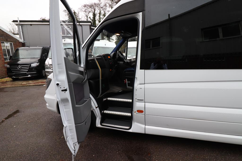 2014 Mercedes Sprinter 16 Seat Elegance - Image 1