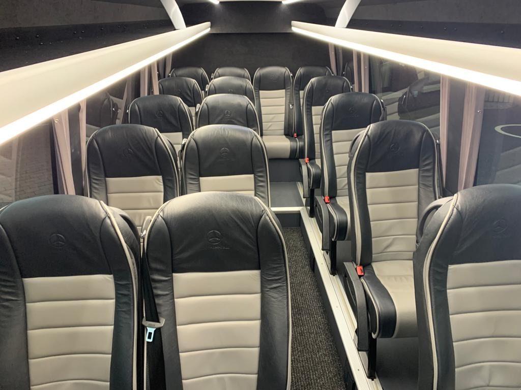 2016 Mercedes Sprinter 16 Seat Mini Coach - Image 2