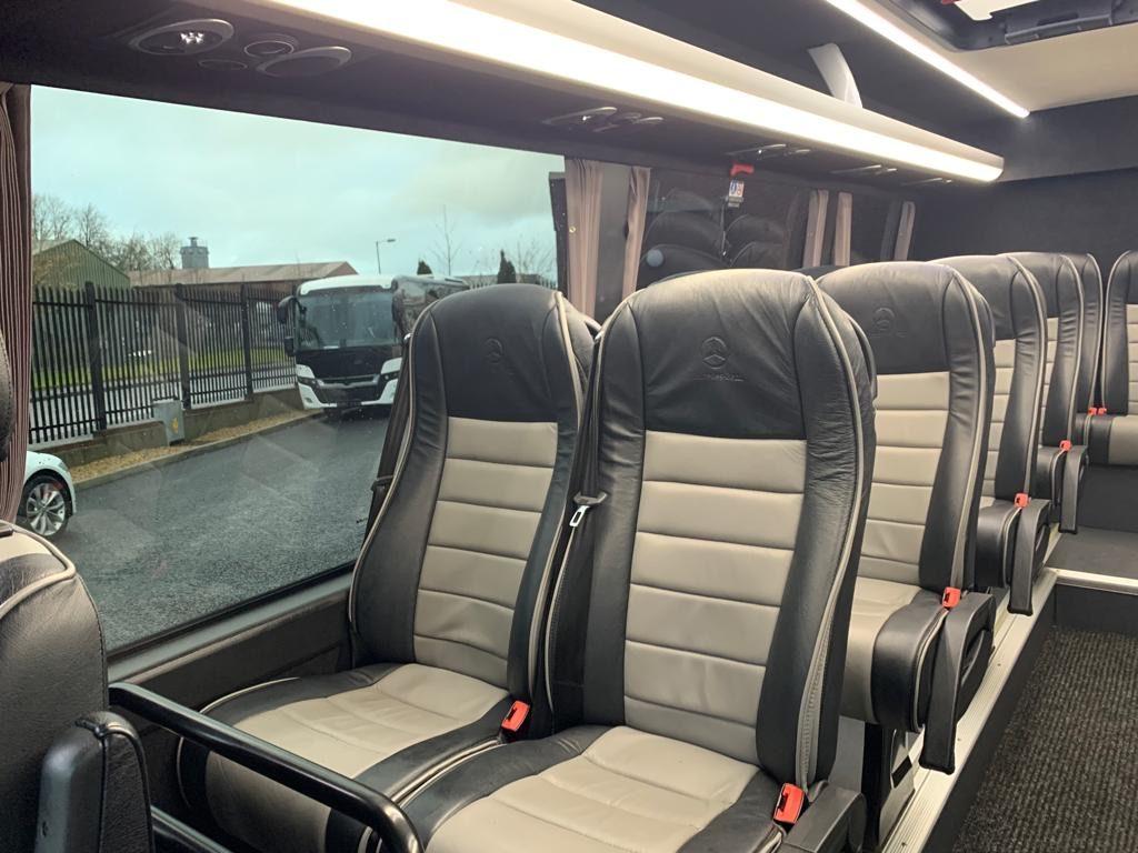 2016 Mercedes Sprinter 16 Seat Mini Coach - Image 4