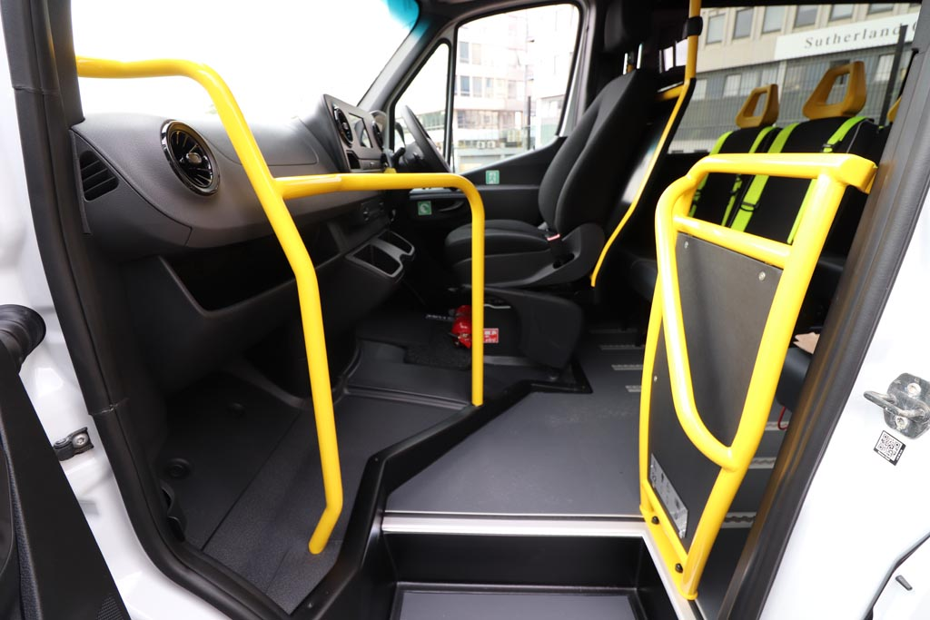 EVM Elegance 22 Seat Accessible (6 wheelchairs) - Image 1