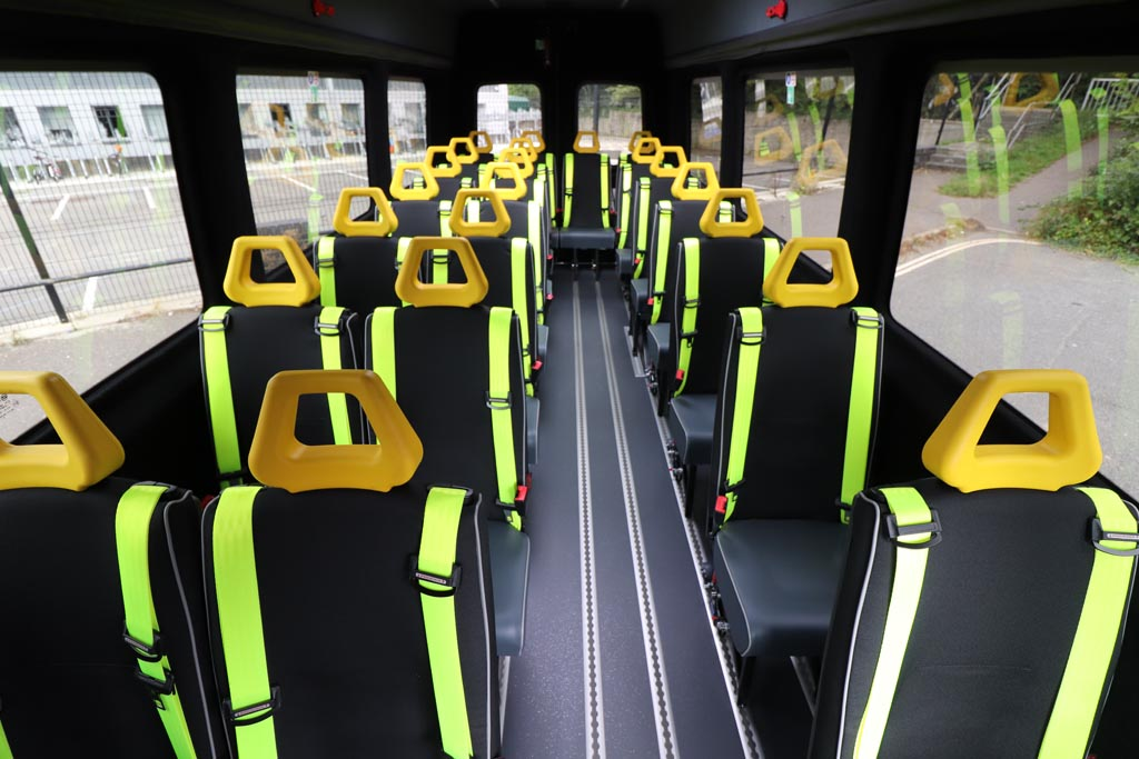 EVM Elegance 22 Seat Accessible (6 wheelchairs) - Image 3