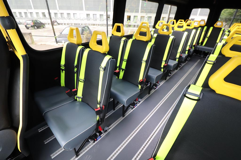 EVM Elegance 22 Seat Accessible (6 wheelchairs) - Image 4
