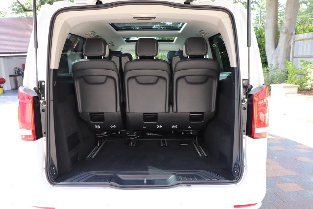 2018 Mercedes Vito 8 Seat 119 Tourer - Image 5