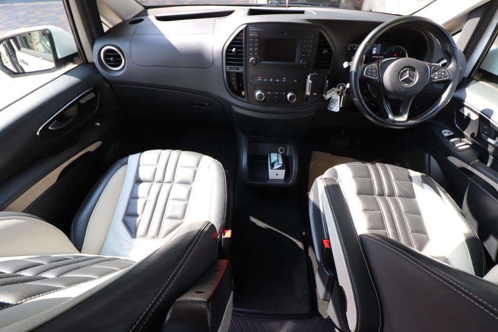 2018 Mercedes Vito 8 Seat 119 Tourer - Image 6