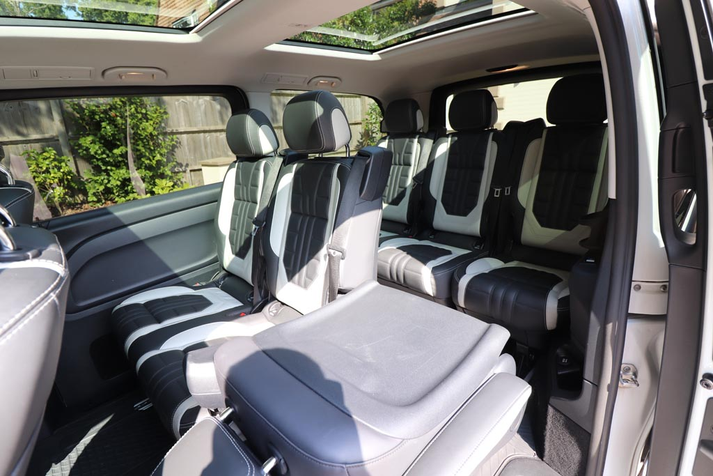 2018 Mercedes Vito 8 Seat 119 Tourer - Image 7