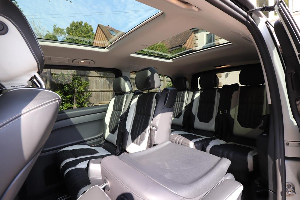 2018 Mercedes Vito 8 Seat 119 Tourer - Image 8