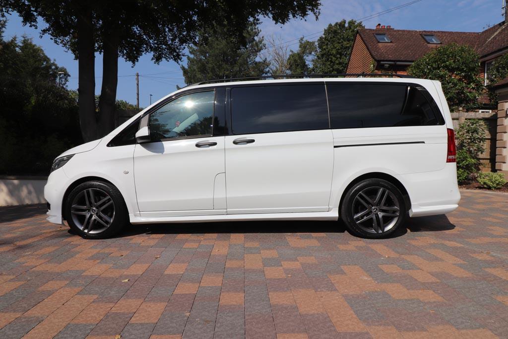 2018 Mercedes Vito 8 Seat 119 Tourer - Image 9