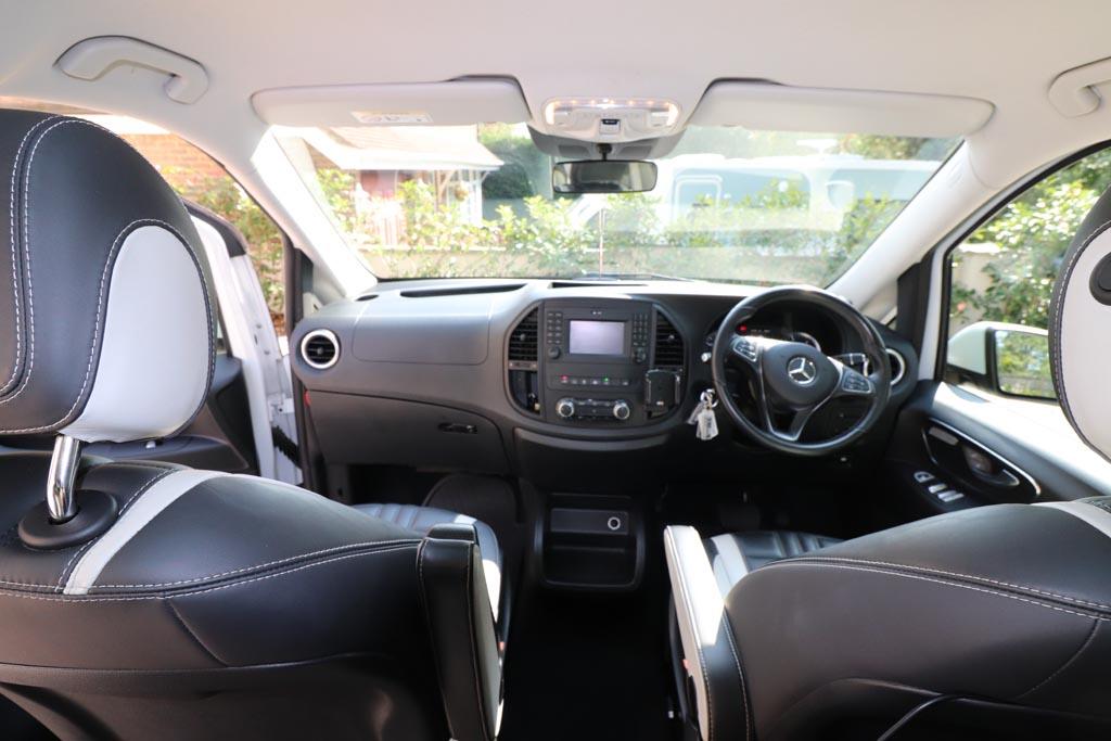 2018 Mercedes Vito 8 Seat 119 Tourer - Image 4