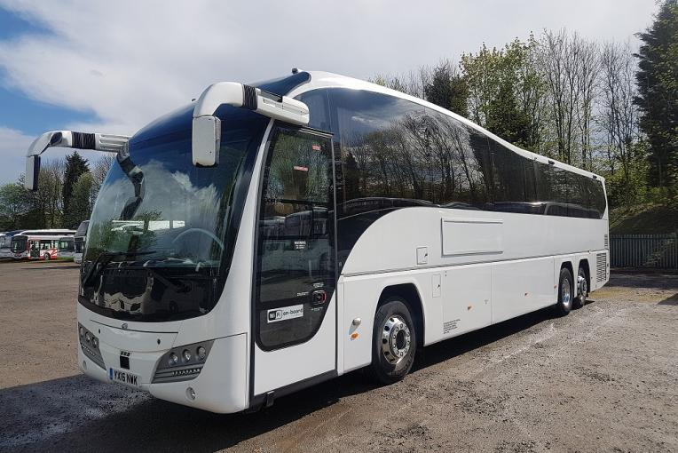 YX16NWK-2016 Plaxton ELITE- Volvo B11R-1
