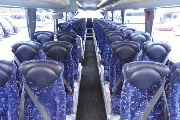 YN08DGX-2008 Irizar PB- Scania K420-3