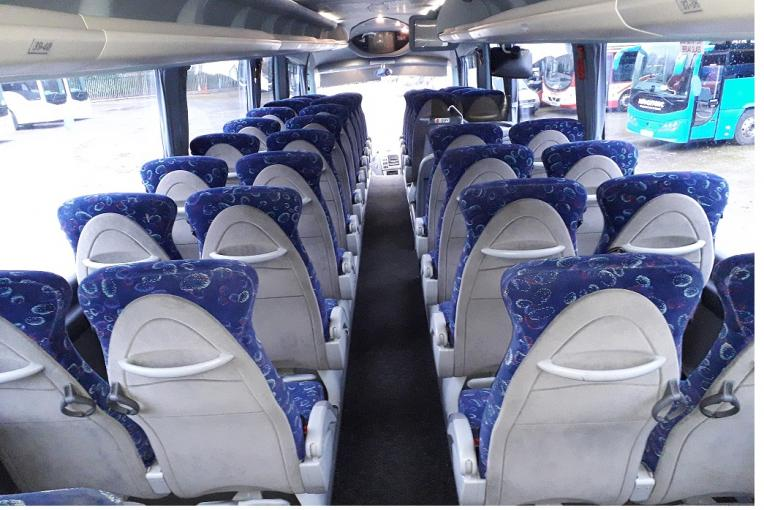 YN08DGX-2008 Irizar PB- Scania K420-4