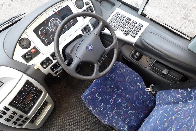 YN08DGX-2008 Irizar PB- Scania K420-5