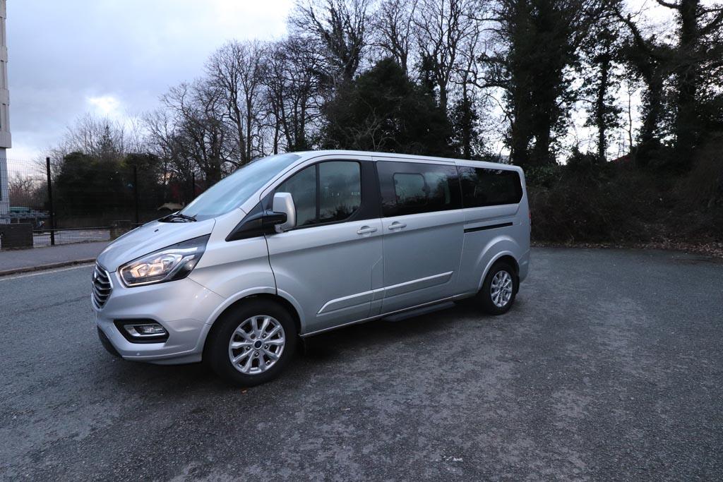 68 Plate Ford Tourneo Custom Titanium 8 Seat - Image 1