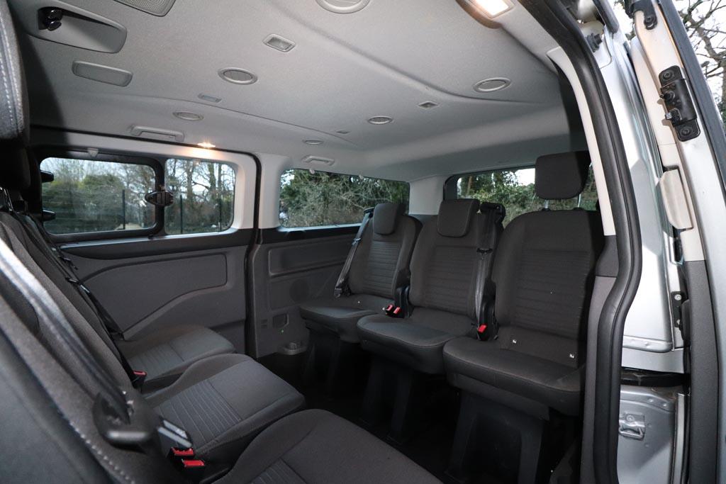 68 Plate Ford Tourneo Custom Titanium 8 Seat - Image 3