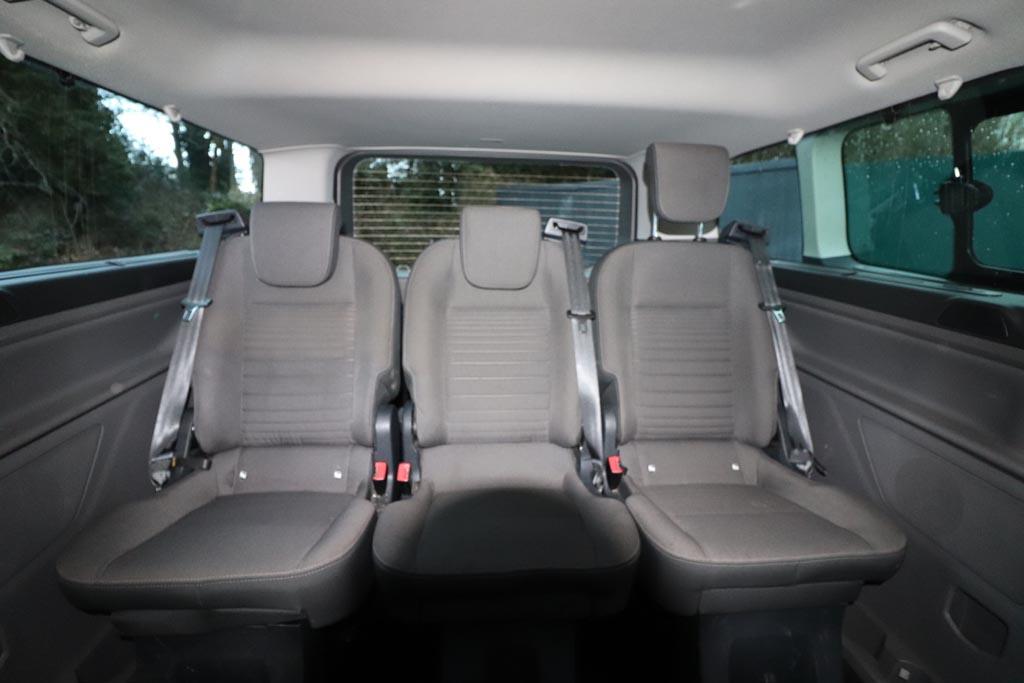 68 Plate Ford Tourneo Custom Titanium 8 Seat - Image 5